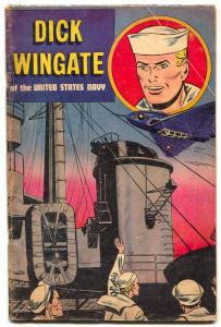 Dick Wingate Of The United States Navy 1951 Promotional Comic VG