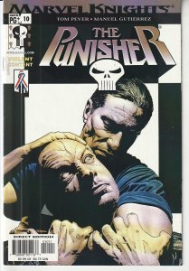 The Punisher #10 (2002)