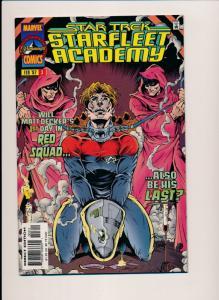 Star Trek Star Fleet Academy #3 ~ Marvel Comics ~ VF/NM 1996 (HX616)