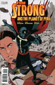 Tom Strong and the Planet of Peril #2 FN; DC | save on shipping - details inside