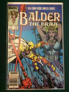 Balder The Brave #1 of 4