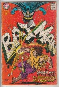 Batman #194 (Aug-67) VG+ Affordable-Grade Batman