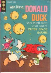 DONALD DUCK 113 VG-F May 1967 COMICS BOOK
