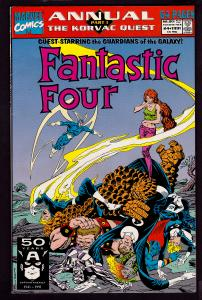 Fantastic Four Annual #24 (1991)   8.0 VF