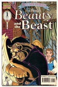 Disney's Beauty And The Beast #1 1994- Marvel Comics VF