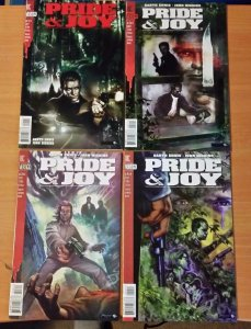 Pride & Joy 1-4 Complete Set Run! ~ NEAR MINT NM ~ 1997 DC Vertigo