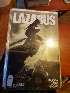 Lazarus #17 (2015)