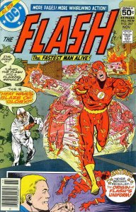 Flash, The (1st Series) #267 FN; DC | save on shipping - details inside