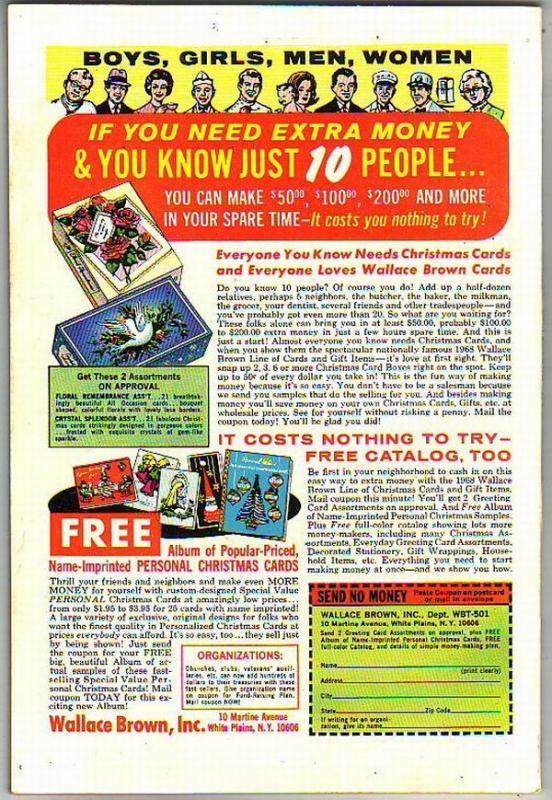 Marvel Collectors' Item #17 (Oct-68) VF/NM High-Grade Fantastic Four, Mr. Fan...