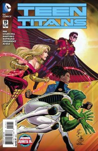 Teen Titans # 19 Romita Variant Cover NM DC