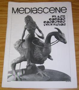 Mediascene #32 section two - flash gordon conquers television