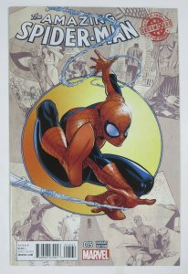 AMAZING SPIDER-MAN #15 (Marvel,4/2018) DECOMIXADO Variant VF-NM/+ La Mole