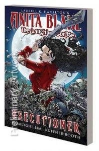 Anita Blake: The Laughing Corpse—Executioner TPB #1 VF/NM; Marvel   save on ship