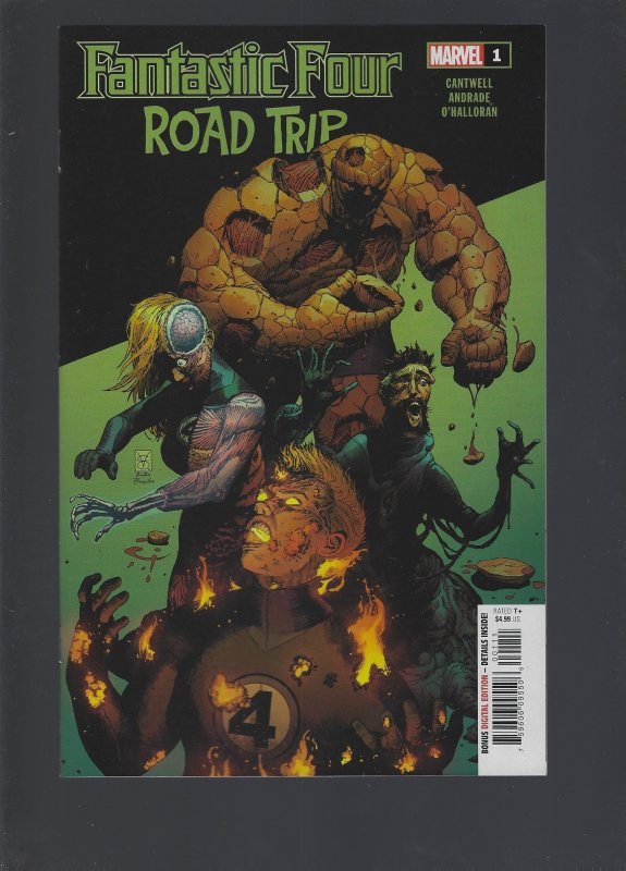Fantastic Four: Road Trip #1 (2020)
