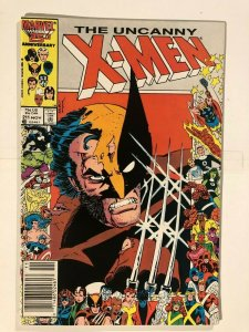 Uncanny X-Men #211 - 1st Appearance of The Marauders - MUTANT MASSACRE CROSSOVER