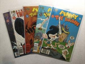 Pinky And The Brain 2 4 7 8 11-14 17-19 21-23 Lot Run Set Near Mint Nm Dc Comics
