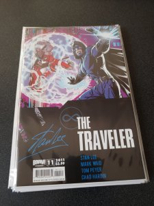 The Traveler #11 (2011) STAN LEE