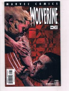 Wolverine # 166 VF/NM Marvel Comic Books X-Men Sabretooth Magneto Cyclops!! SW13