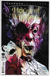 House Of Whispers #18 Sandman Universe (DC, 2020) NM