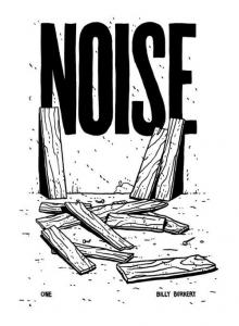 Noise #1 VF/NM; Oily | save on shipping - details inside