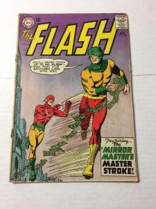 The Flash 146 1.8 Gd- Good - Cover Detached Large Spine Split