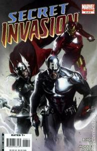 Marvel SECRET INVASION #6a VF