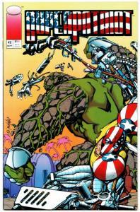 Superpatriot #2 (Image, 1993) VF/NM