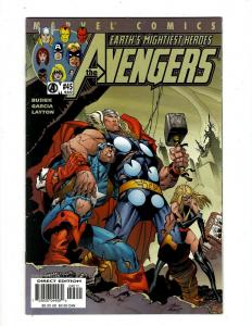 Lot of 12 The Avengers Marvel Comics #45 46 47 48 49 50 51 52 53 54 55 56  SM18