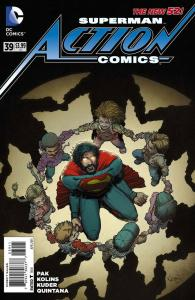 ACTION COMICS (2011 DC) #39