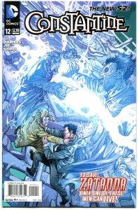 CONSTANTINE #12, VF, John, Hellblazer, 2013, New 52 DC, more in store, Zatanna
