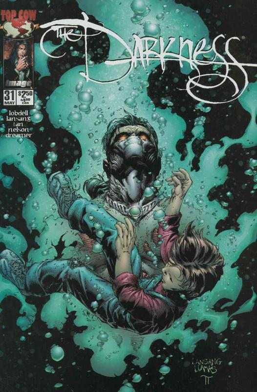 Darkness, The #31 VF/NM; Image | save on shipping - details inside