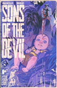 Sons of the Devil #8 VF/NM; Image | save on shipping - details inside