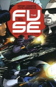Fuse, The #12 VF/NM; Image | save on shipping - details inside