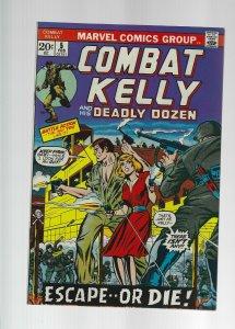 Combat Kelly #5