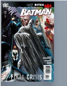 Batman #683 (2009) NM