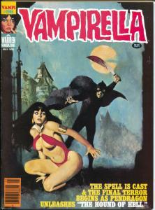 Vampirella #96 1981-Mystery and horror-VF