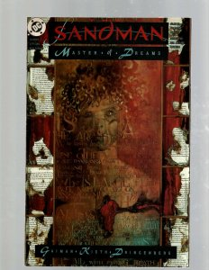 Sandman # 4 NM DC Comic Book Neil Gaiman Morpheus Death Lucifer SB5