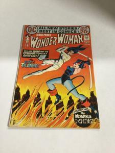Wonder Woman 201 Fn- Fine- 5.5 DC Comics