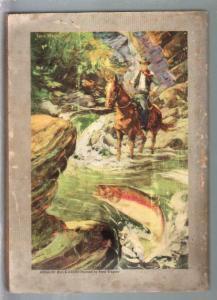 Zane Grey's Western Magazine 7/1950-Dell-Bret Harte-pulp adventure-G