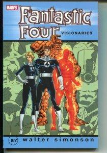 Fantastic Four: Visionaries-Walter Simonson-Vol 1-2007-PB-VG/FN