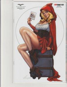 Grimm Fairy Tales Volume 2 #29 Cover G VIP Comic Fest Exclusive LE500 NM