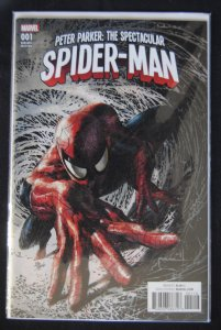 Peter Parker: The Spectacular #1, Deodato Variant