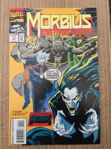 Morbius: The Living Vampire #11 (1993)