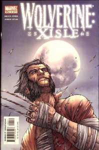 Wolverine: Xisle #4 (2003)