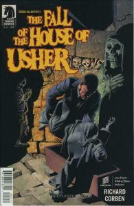 Fall of the House of Usher, The (Edgar Allan Poe's…) #2 VF; Dark Horse | save on