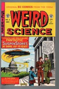 Weird Science-#2-1992-Ross Cochran-EC reprint