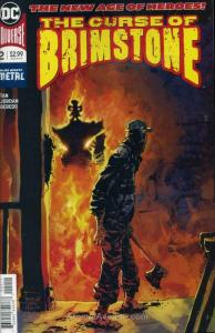 Curse of Brimstone, The #2 VF/NM; DC | save on shipping - details inside