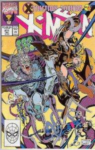 X-Men #271 (Dec-90) NM- High-Grade X-Men
