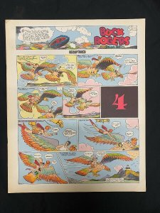 Buck Rogers #4- Sunday Pages reprinted in color