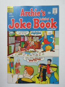 Archie's Joke Book (April 1969) #135 Laugh-In VF-NM